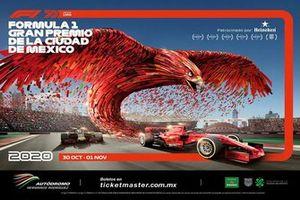 Cartel del GP de México