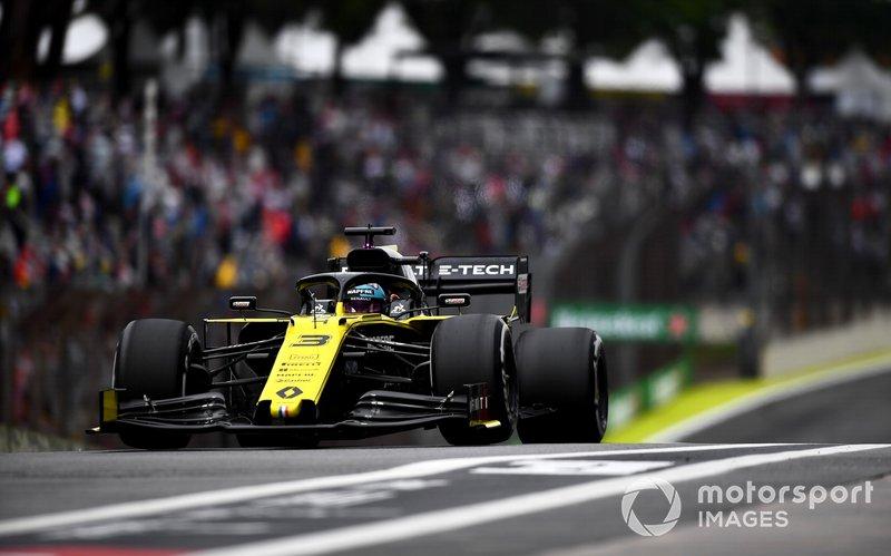 6º - Daniel Ricciardo, Renault F1 Team R.S.19