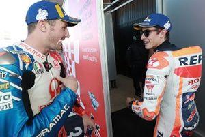 Jack Miller, Pramac Racing,Marc Marquez, Repsol Honda Team