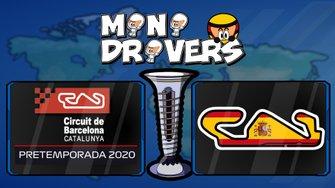 Previo de la F1 2020, por MiniDrivers