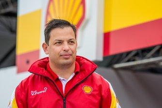 Thiago Meneghel, chefe da Shell V-Power