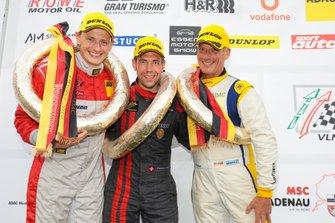 #806 Cupra TCR: Roland Schmid, Frederic Yerly, Matthias Wasel