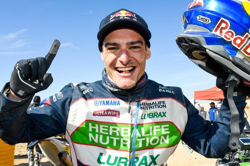 1º de la general de Quad: Ignacio Casale, 15.000€ + 1 trofeo