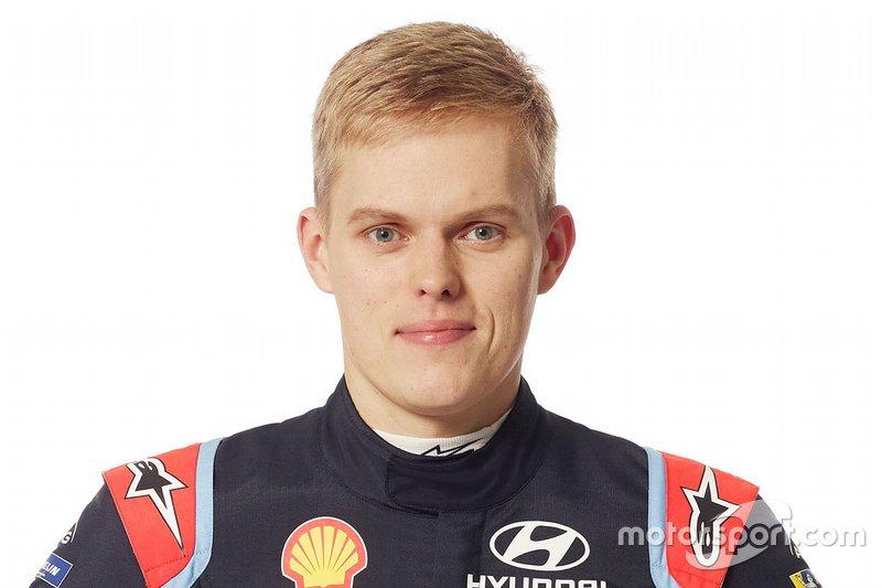 Ott Tanak, Hyundai Motorsport, WRC