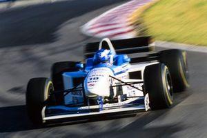 Mika Salo, Tyrrell 024 Yamaha, al GP d'Argentina del 1996