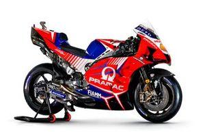 Pramac-Ducati Desmosedici GP20 für die MotoGP-Saison 2020