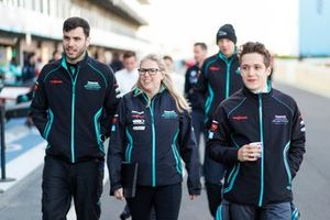 Sacha Fenestraz, Rookie Test Driver for Panasonic Jaguar Racing