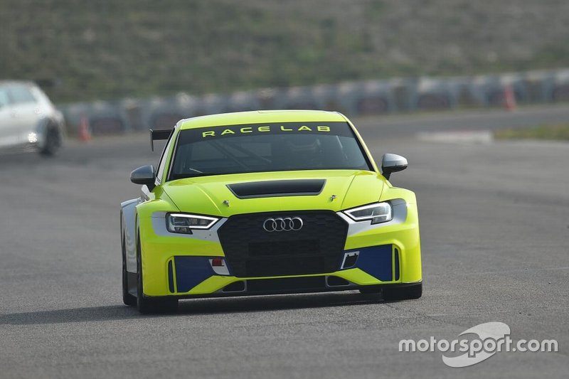 Audi RS 3 LMS TCR DSG, Race Lab