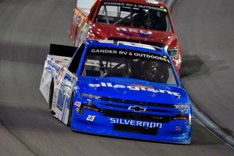 Brett Moffitt, GMS Racing, Chevrolet Silverado Allegiant
