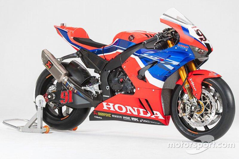 Moto Team HRC