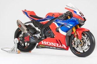 Moto del Team HRC