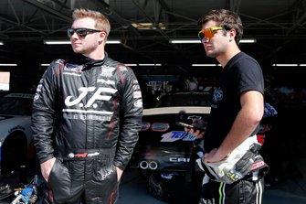 Matt Mills, B.J. McLeod Motorsports, Chevrolet Camaro J.F. Electric and Vinnie Miller, B.J. McLeod Motorsports, Chevrolet Camaro