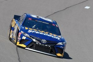 Erik Jones, Joe Gibbs Racing, Toyota Camry Irwin SPEEDBOR