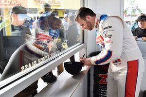Matt DiBenedetto, Wood Brothers Racing, Ford Mustang Motorcraft/Quick Lane