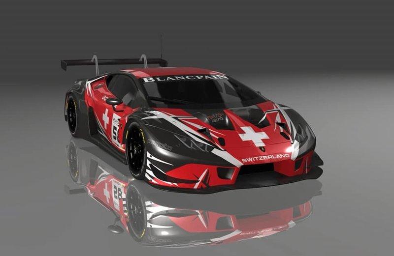 Patric Niederhauser, Christoph Lenz, Lamborghini Huracan GT3, Raton Racing, Team Swiss