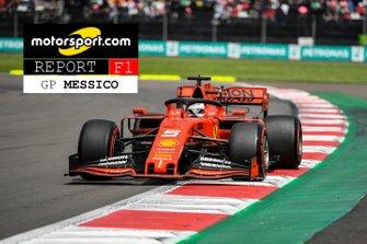 Copertina Report GP del Messico
