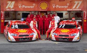 Corrida de duplas Stock Car - Shell