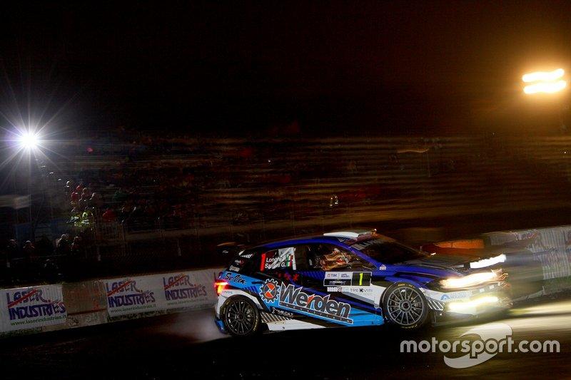 Piero Longhi, Santini Gianmaria, VW Polo, Monza Rally Show