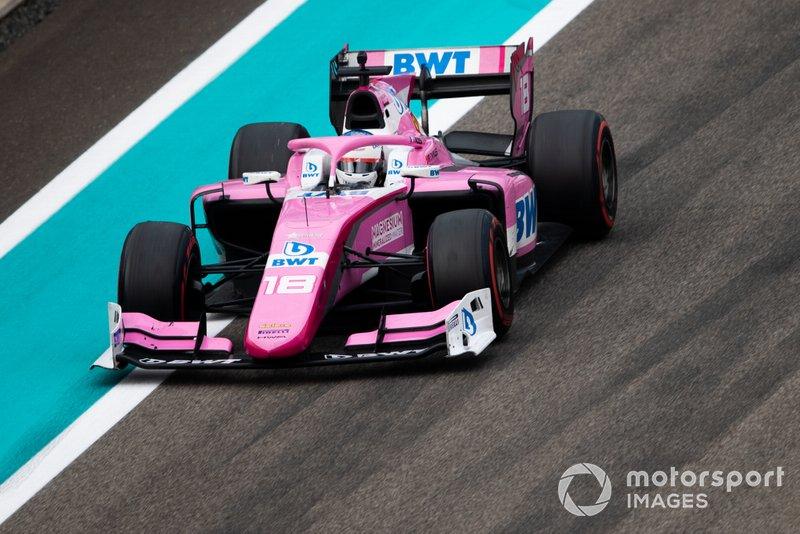 Giuliano Alesi, BWT HWA Racelab