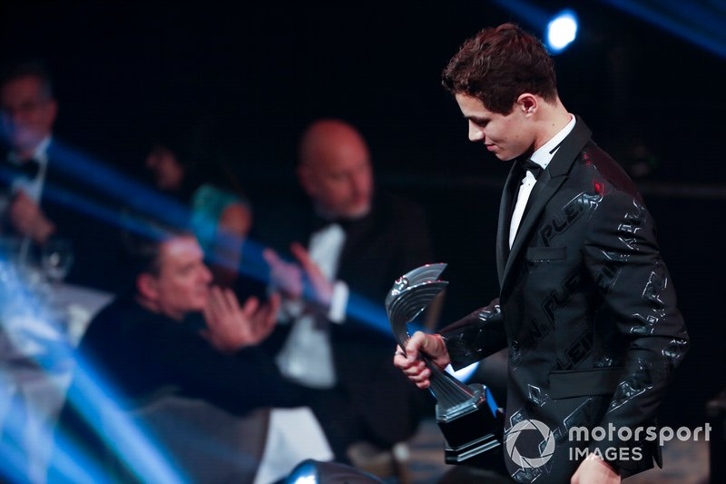 Yılın Britanyalı Yarış Pilotu: Lando Norris