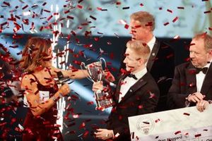 Johnathan Hoggard wins the Aston Martin Autosport BRDC Young Driver Of The Year Award