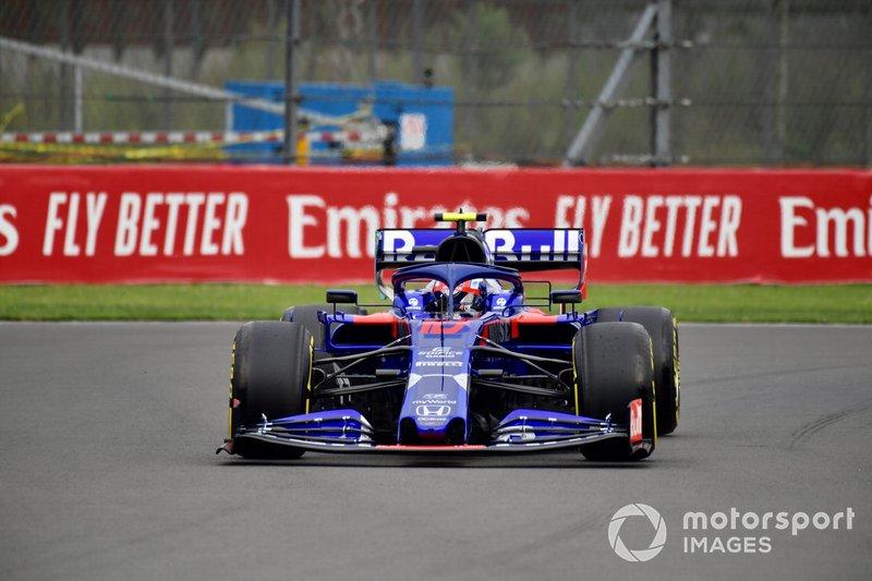 9 - Pierre Gasly, Toro Rosso STR14