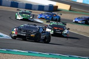 #96 Huracan Super Trofeo Evo, Automobile Tricolore: Raffaele Giannoni