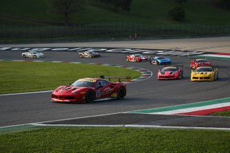 #109 Ferrari 488 Challenge, Baron Motorsport: Ernst Kirchmayr