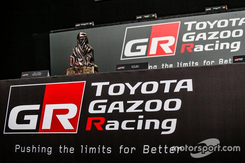 Пресс-конференция Toyota Gazoo Racing