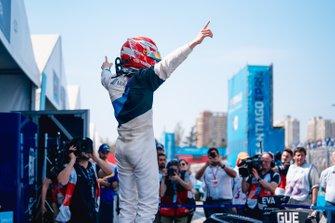Race winner Maximilian Günther, BMW I Andretti Motorsports celebrates in parc ferme