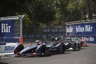 Robin Frijns, Virgin Racing, Audi e-tron FE06 Nico Müller, GEOX Dragon, Penske EV-4, Lucas Di Grassi, Audi Sport ABT Schaeffler, Audi e-tron FE06