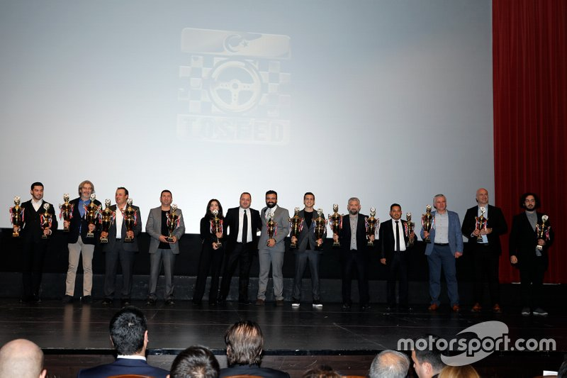 TOSFED Gala Gecesi, TOSFED Baja Kupası
