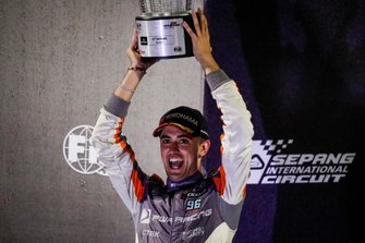Podium: Mikel Azcona, PWR Racing CUPRA TCR