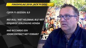 De Finishvlag: F1-jaarterugblik Jack Plooij
