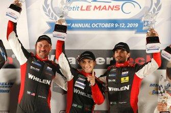 Winnaar #31 Action Express Racing Cadillac DPi: Felipe Nasr, Eric Curran, Pipo Derani