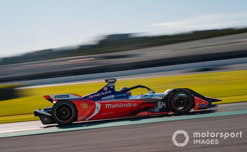 10º Jérôme d'Ambrosio, Mahindra Racing, M6Electro (1:15.454)
