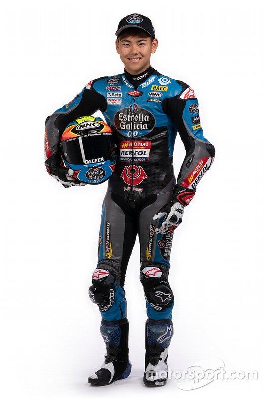 Riusei Yamanaka, Marc VDS Racing