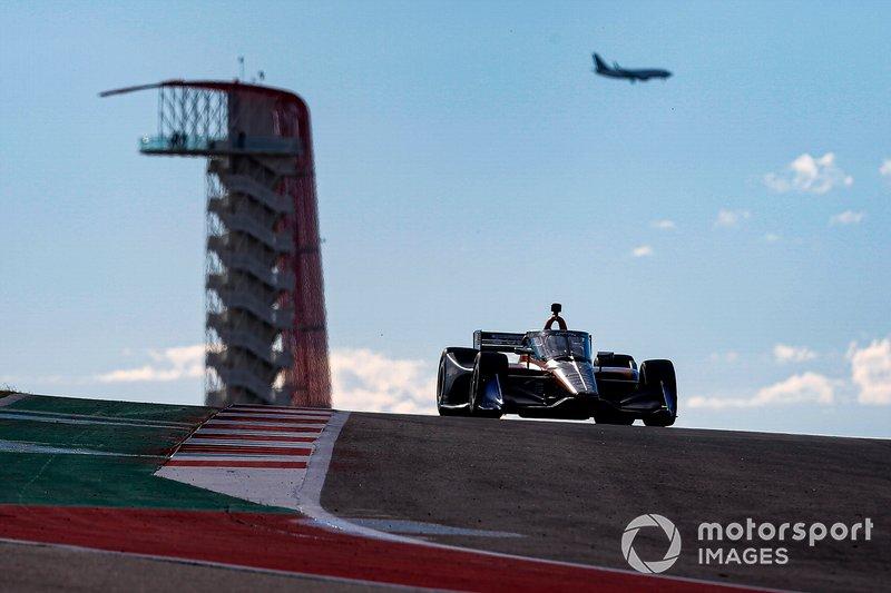 Оливер Аскью, Arrow McLaren SP Chevrolet