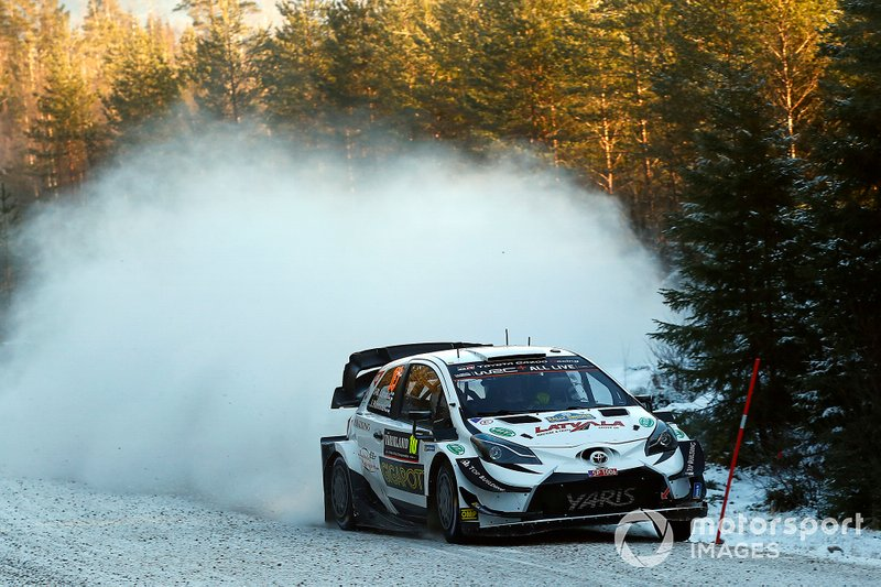 Jari-Matti Latvala, Juho Hänninen, Toyota Yaris WRC