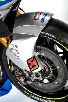 Detail Suzuki GSX-RR 2020