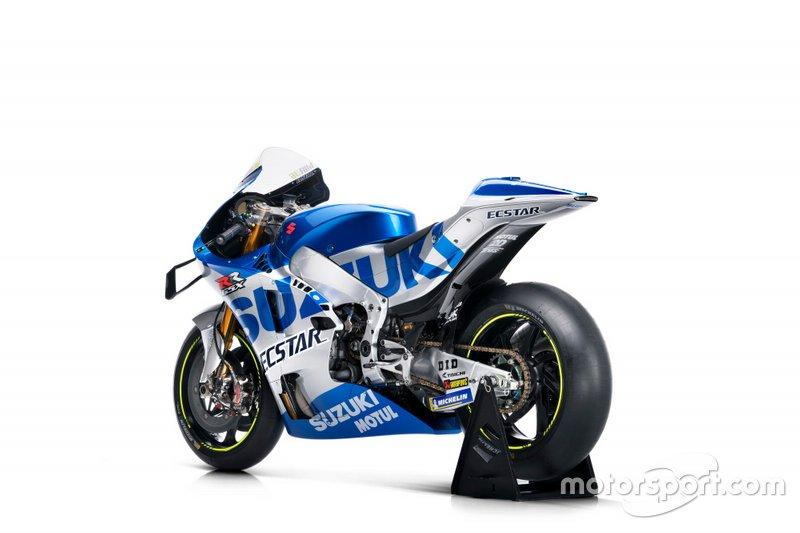 GSX-RR 2020 Joan Mir, Team Suzuki MotoGP