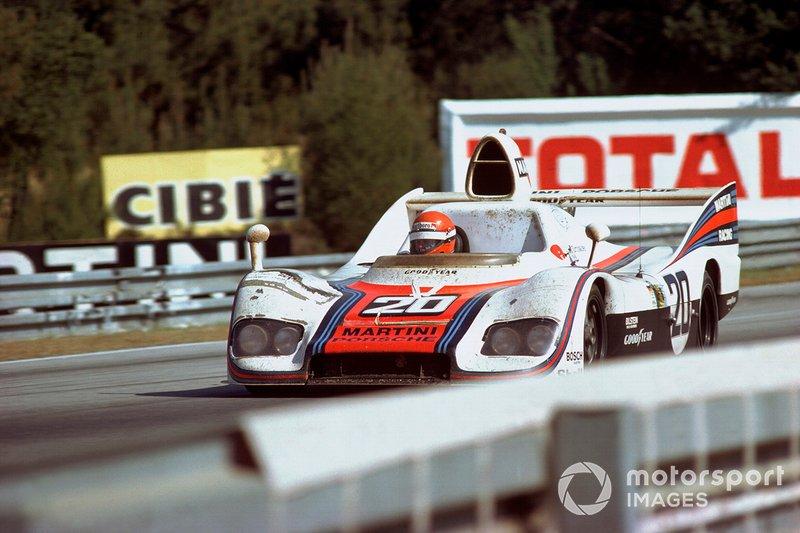 1976: Gijs van Lennep - Martini Racing Porsche 936