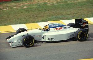 Mark Blundell, Tyrrell 022 Yamaha, al GP del Brasile del 1994