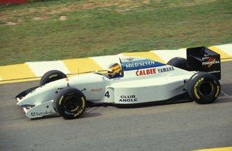 Mark Blundell, Tyrrell 022 Yamaha