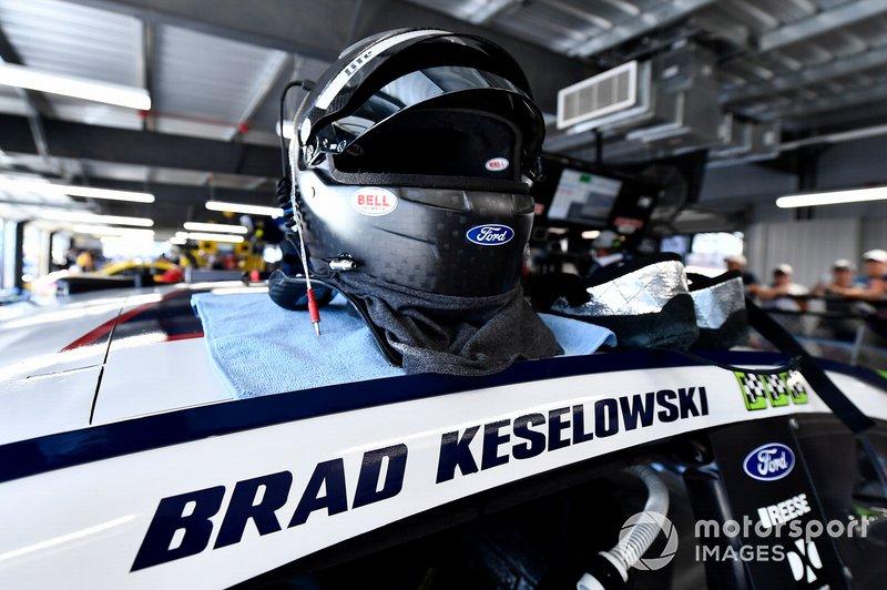 Helm: Brad Keselowski, Team Penske