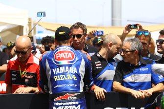 Denning, Michael van der Mark, Pata Yamaha