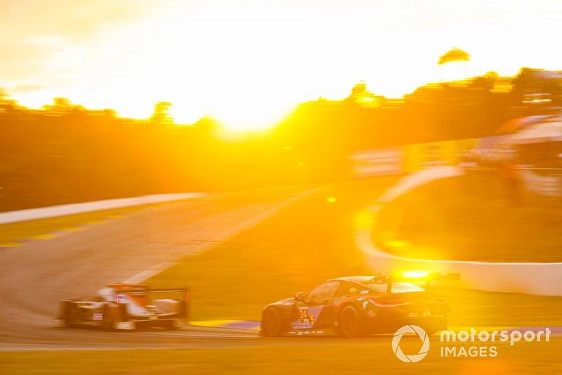 #24 BMW Team RLL BMW M8 GTE: Jesse Krohn, John Edwards, Philipp Eng