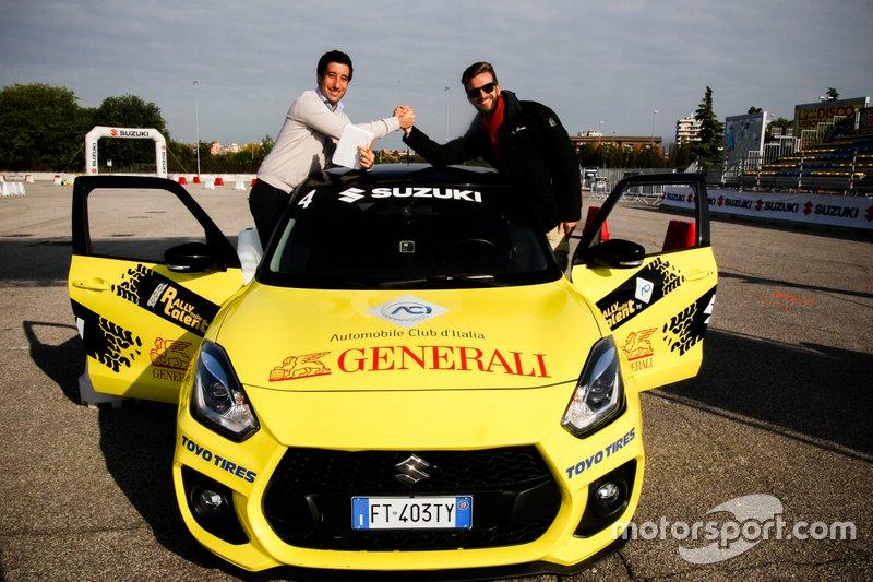 Francesco Corghi, giornalista, Motorsport.com Italia