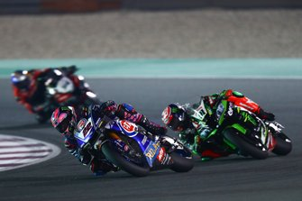 Alex Lowes, Pata Yamaha, Leon Haslam, Kawasaki Racing Team