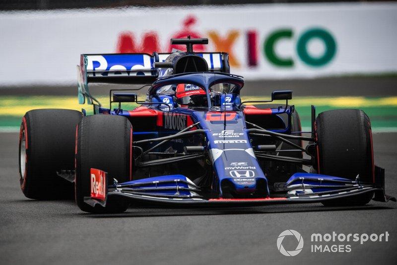 9. Даниил Квят, Scuderia Toro Rosso STR14 – 1:16.469